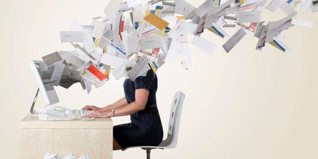 Fewer people reported feeling overwhelmed by