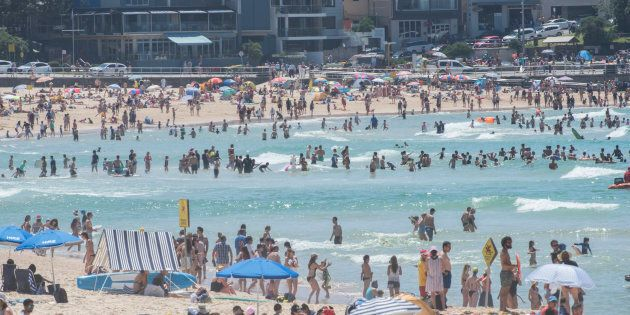 Parts of NSW are set to sizzle on Thursday as a heatwave hits the