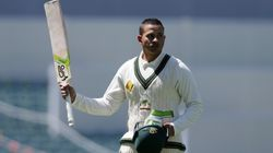 Khawaja Out For