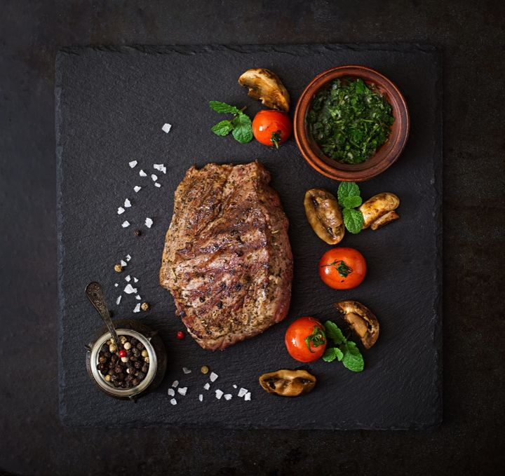Red meat is one of the richest sources of iron.