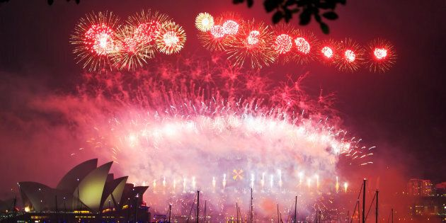 Sydney's NYE fireworks are being inspired by Prince, David Bowie and Gene