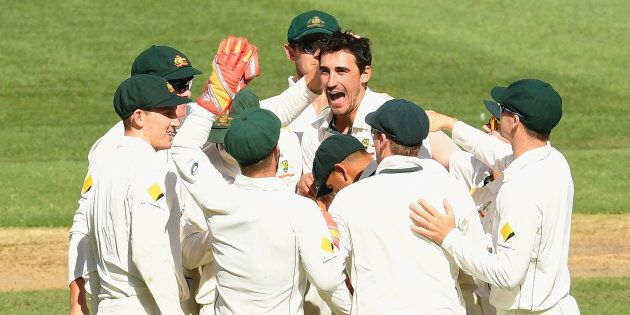 The Aussies stormed ahead on day 5 of the Boxing Day
