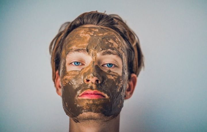 All of these tips work for guys, too. In fact, clay masks are great for cleaning out blackheads from men's thicker, more stubborn skin.