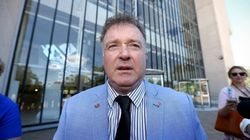 Former One Nation Senator Rod Culleton Is In Hospital After 'Altercation' Outside Perth