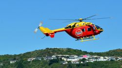 Rescue Operation Launched As Multiple People Washed Off Rocks In