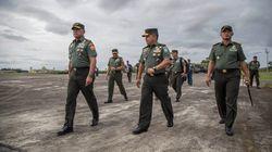 Indonesia Suspends Military Cooperation With Australia: