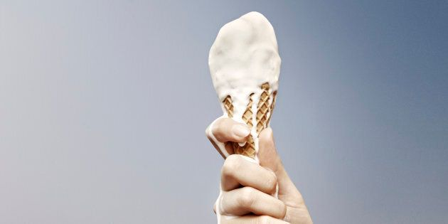 Everything you thought you knew about ice cream is melting