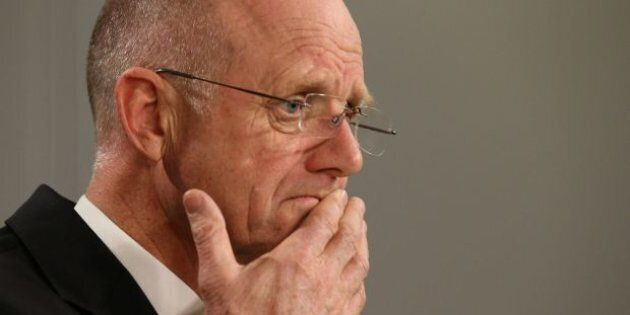 David Leyonhjelm is arguing that the pension should not be an