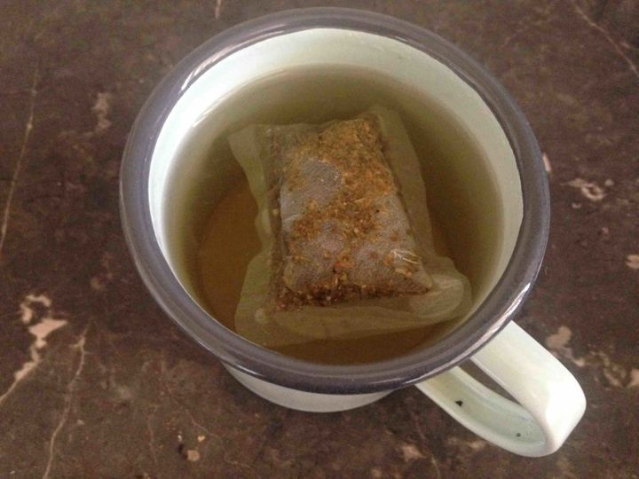 Yummm, diarrhea tea.