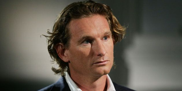 Hird this time last year, after speaking out for the first time about the Essendon doping