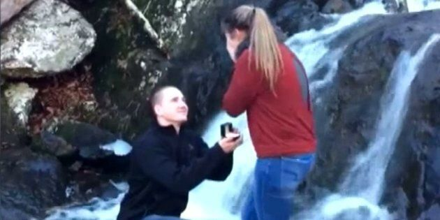 Waterfall proposal