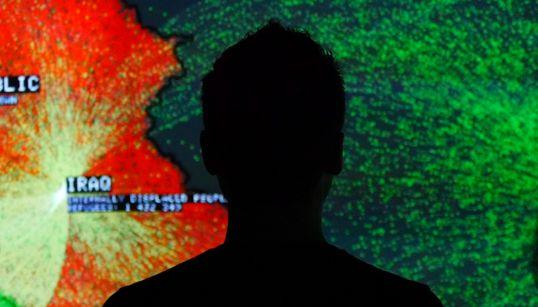 Watch: Art & Science Collide In Immersive 360° Exhibit At Sydney