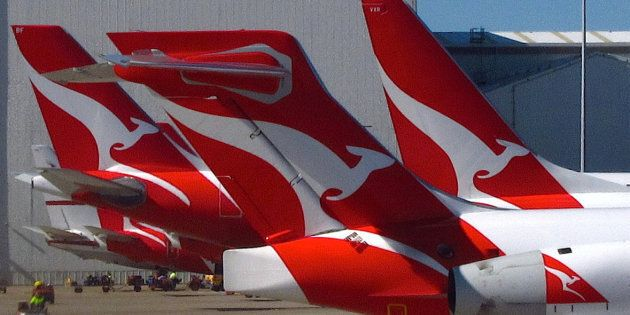 QANTAS has been named Australia's safest airline for the fourth year
