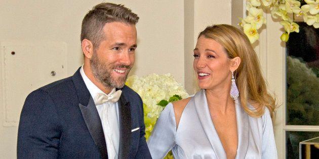 Ryan Reynolds says Blake Lively helps him get through his