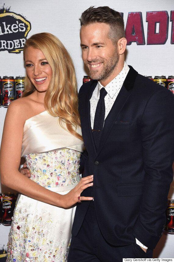 Ryan Reynolds: Blake Lively Kept Me 'Sane' Through My