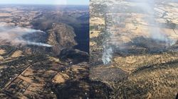 Firefighters Warn People Threatened By WA Blaze: 'Your Best Chance For Survival Is To Leave