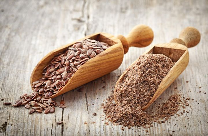 Flaxseeds, flaxseed oil, walnuts and chia seeds are other good sources of omega 3s.