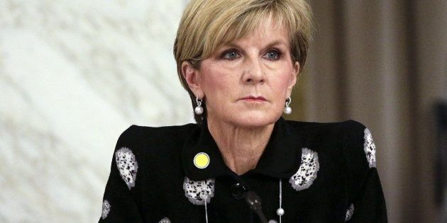Julie Bishop's travel claims have come under the