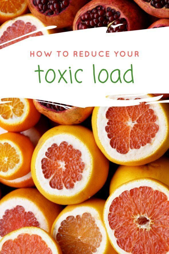 These Simple Tweaks Will Help Reduce The Toxic Load On Your