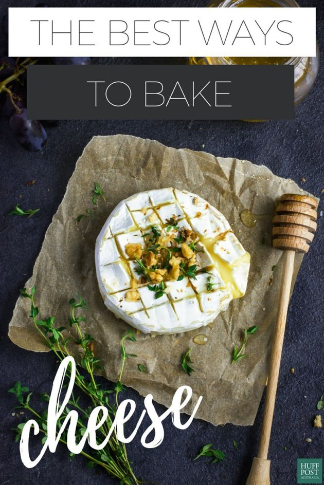 You Guys, Here's How To Make The Baked Cheese Of Your