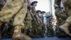 Police Step In To Ensure Cancelled Anzac Day Marches