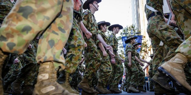 Anzac Day marches are under threat in parts of NSW due to increased security