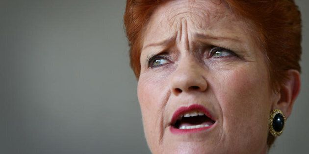 Senator Pauline Hanson thought Culleton would be a good
