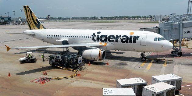 The Indonesian Government has given Tigerair four