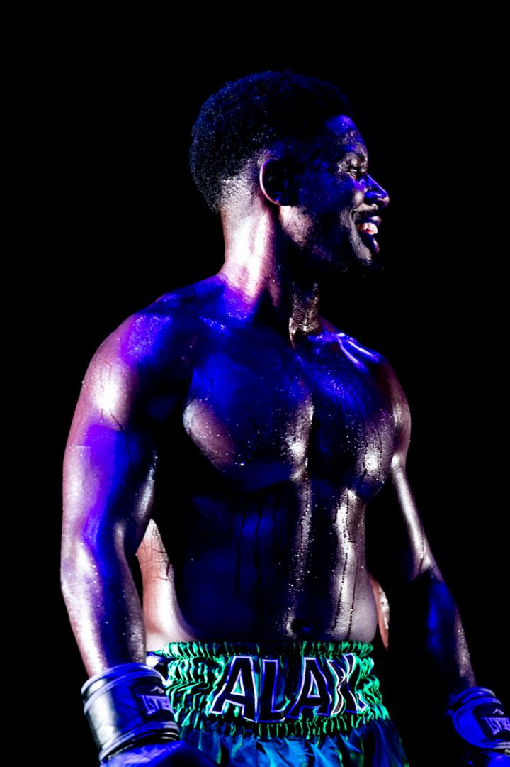 Prize Fighter follows the story of Australian-Congolese boxer Isa in a fight that resembles that of Fidel.
