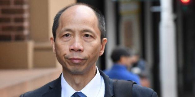 Robert Xie had denied any involvement in the