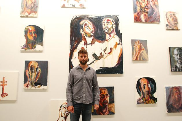 Ben Quilty is co-curator of 'Another Day In
