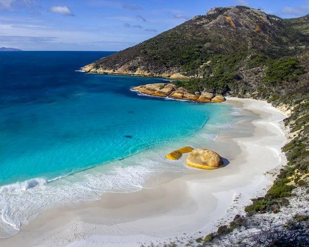 Little Beach,
