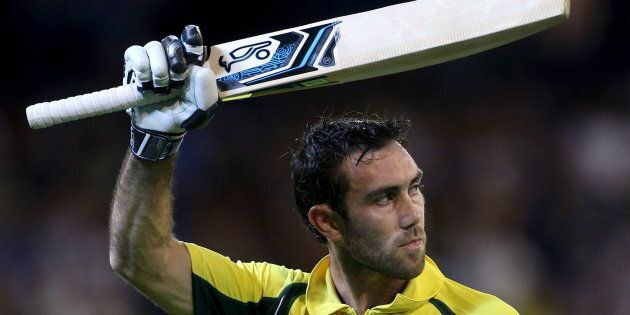 Australian all-rounder Glen Maxwell is heading to India for the upcoming Test Series