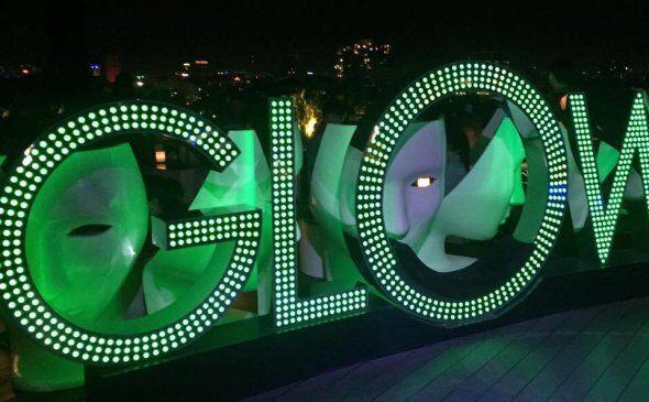 Glow Rooftop Bar Ho Chi