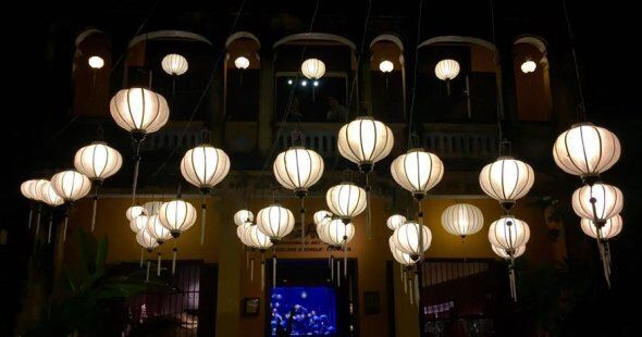 Hoi An Lights.