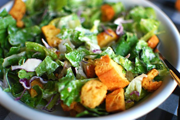 12 Easy Tricks To Make Salad Not Just A Boring Bowl Of
