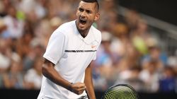 Blink And You Would Have Missed An Astonishing Nick Kyrgios