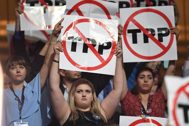 The Trans Pacific Partnership is unpopular among U.S. Democrats as well as the Republican party. This...