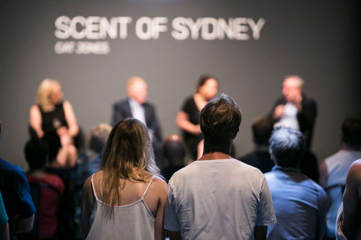 The work has inspired public conversations around what makes up Sydney's identity.