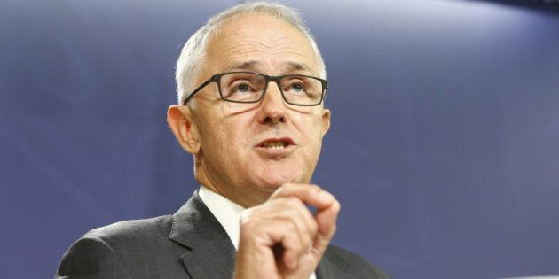 Prime Minister Malcolm Turnbull: 'It would be irresponsible to be giving a free-ranging amnesty over...
