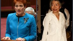 Doesn't Pauline Hanson Know That No-One Wins A Fight Against Lee Lin