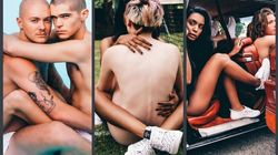 This Sexy Dunlop Volleys Campaign Is Exactly What The World Needs Right
