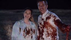 Drew Barrymore Makes A Horrifyingly Brilliant Zombie In 'Santa Clarita