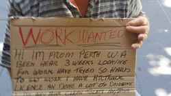 An Elderly Homeless Man Is Inundated With Job Offers, All From A Stranger's