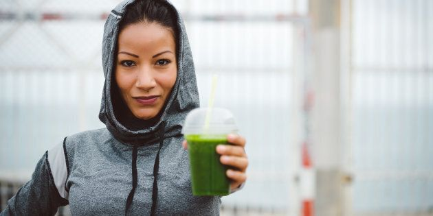 You don't need a five-day juice cleanse to be