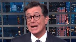 Colbert Has A Harsh Reminder For Don Jr. About His Status In The Trump