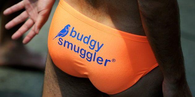 Boardies versus budgies: the great male swimwear