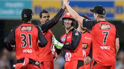 Melbourne Renegades Win In The Most Bizarre Ending To A BBL Match