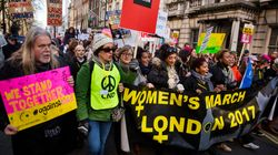 Women's Marches Rally Thousands In Cities Around The