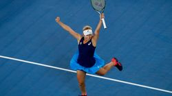 Daria Gavrilova's Winning Reaction Is The Reason To Love The Australian
